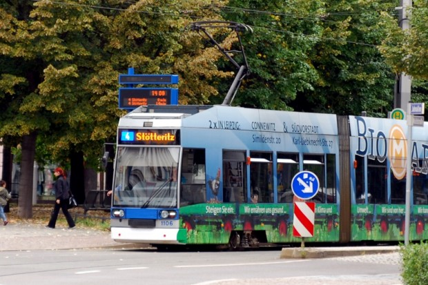 Auf nach Stötteritz, vom Waldplatz und zurück mit Termin nicht in einer Stunde machbar. Foto: L-IZ.de