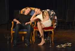 BAFF-Jugendtheater Sobaffomat. Foto: BAFF Theater