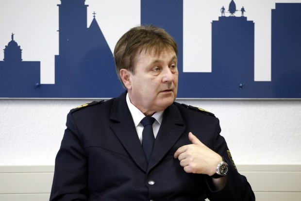 Bernd Merbitz zeigt sich verwundert und sauer über die Vorwürfe. Foto (Archiv): Alexander Böhm