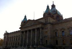 Bundesverwaltungsgericht in Leipzig. Foto: L-IZ.de