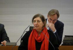 Baubürgermeisterin Dorothee Dubrau. Foto: Alexander Böhm