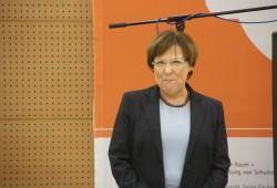 Kultusministerin Brunhild Kurth. Foto: Ernst-Ulrich Kneitschel