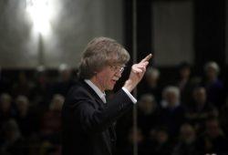 Leiter des Thomanerchors Gotthold Schwarz. Foto: Alexander Böhm