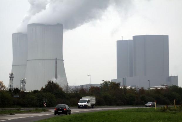 Das Kraftwerk Lippendorf. Foto: Matthias Weidemann