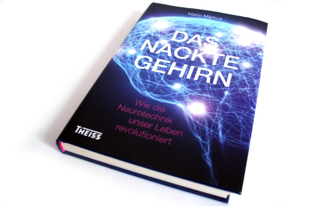 Mario Markus: Das nackte Gehirn. Foto: Ralf Julke