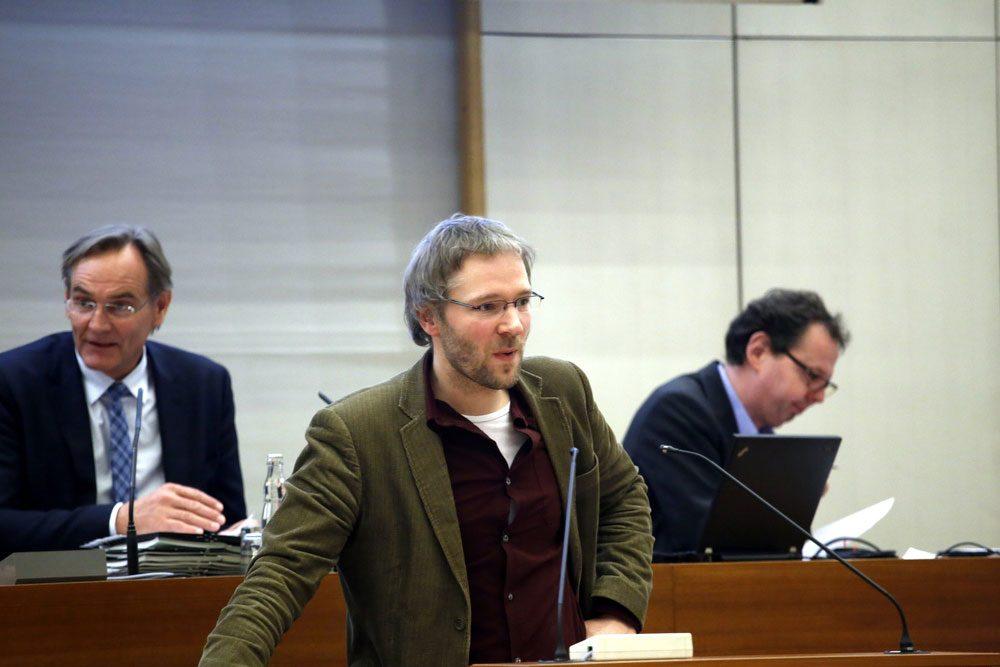Mathias Weber (SPD). Foto: Alexander Böhm