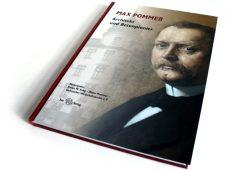 Max Pommer. Architekt und Betonpionier. Foto: Ralf Julke