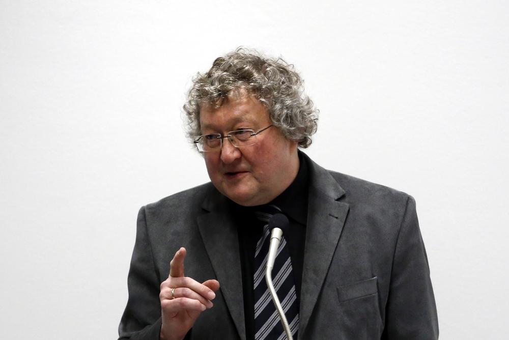 Politikwissenschaftler Werner Patzelt. Foto: Alexander Böhm