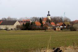 Das Dorf Pödelwitz. Foto: Matthias Weidemann