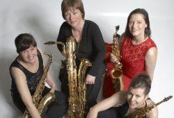 Foto: SAXonia-Quartett PR
