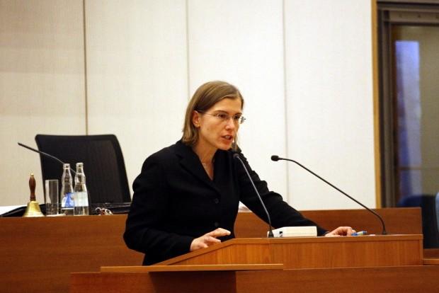 Aussichtsreiche Kandidatin: Skadi Jennicke im Leipziger Stadtrat. Foto: L-IZ.de