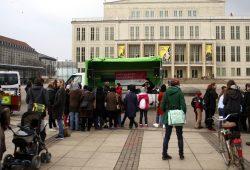 Über 50 Teilnehmer kamen zusammen. Foto: Alexander Böhm