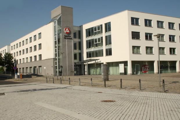 Die Arbeitsagentur Leipzig. Foto: Ralf Julke