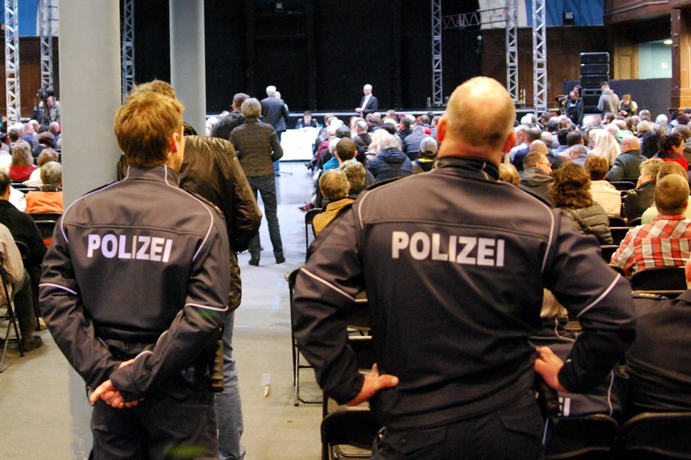 Von den (echten) Sorgen berichten, wenn sich die Bürger in Leipzig versammeln. Foto: L-IZ.de