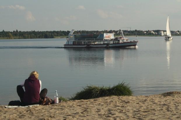 Bis jetzt vertragen sich die verschiedenen Nutzungen auf dem Cospudener See. Foto: Ralf Julke