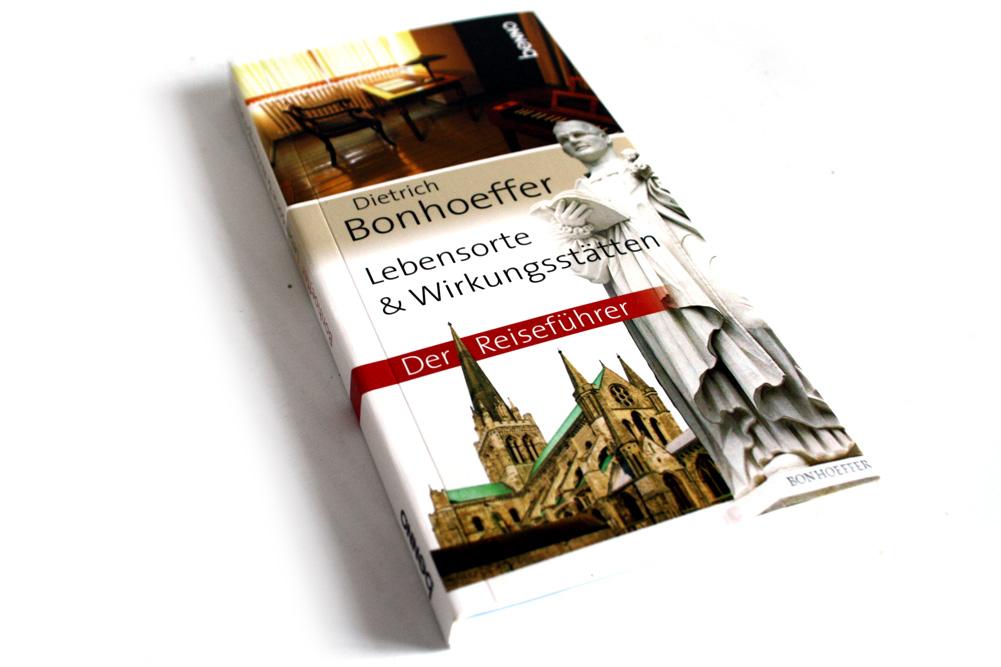 Dietrich Bonhoeffer. Lebensorte & Wirkungstätten. Foto: Ralf Julke
