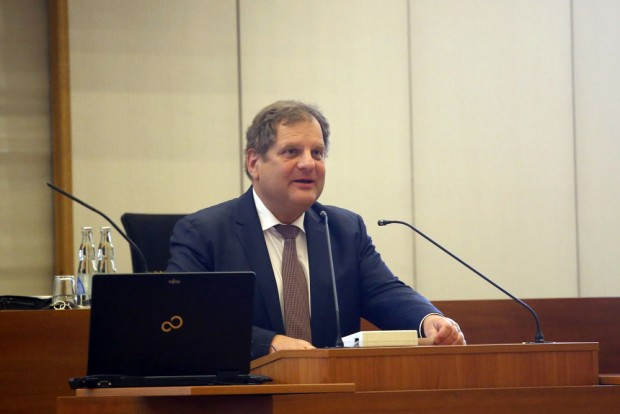 Sozialbürgermeister Thomas Fabian. Foto: L-IZ.de