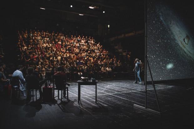 Science Slam im WERK 2. Foto: Nadja Jacobs