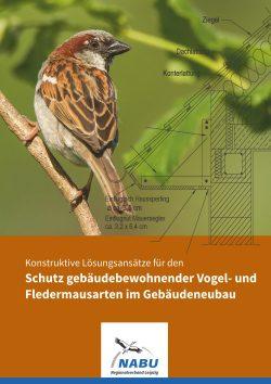 Titel der aktuellen Broschüre. Foto: NABU Leipzig