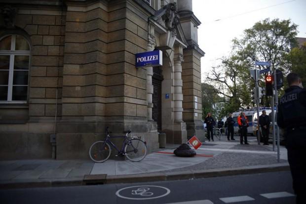 Legida hat sein Anliegen abgeliefert. Foto: L-IZ.de