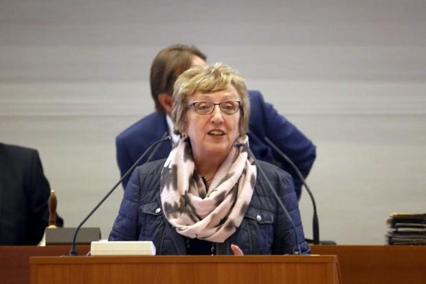 Margitta Hollick (Linke)