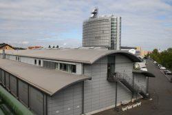 Der Sitz des MDR in Leipzig. Foto: Ralf Julke