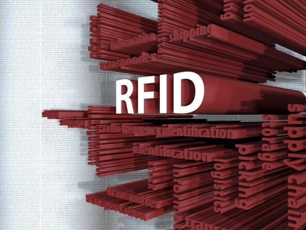 RFID-Technologie – kleine Chips mit vielfältigen Möglichkeiten. Grafik: Peter Eggermann, Fotolia