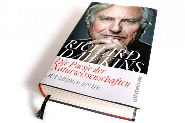 Richard Dawkins: Die Poesie der Naturwissenschaften. Foto: Ralf Julke