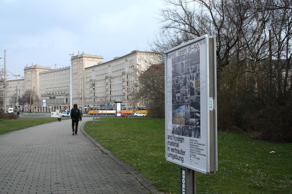 An dieser Ecke des Rossplatzes könnte nach SPD-Vorstellungen ein neues Bürgerrathaus entstehen. Foto: Ralf Julke