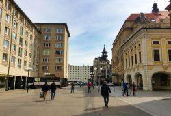 Hier fehlt es an Schatten: Salzgässchen. Foto: Grüne Fraktion Leipzig