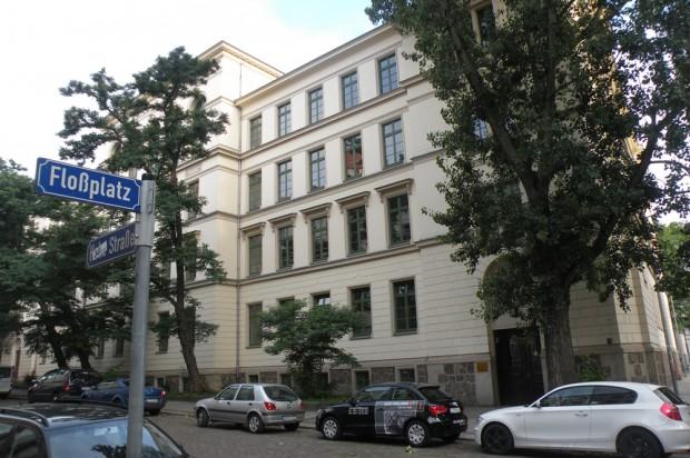 Schule am Floßplatz. Foto: Marko Hofmann