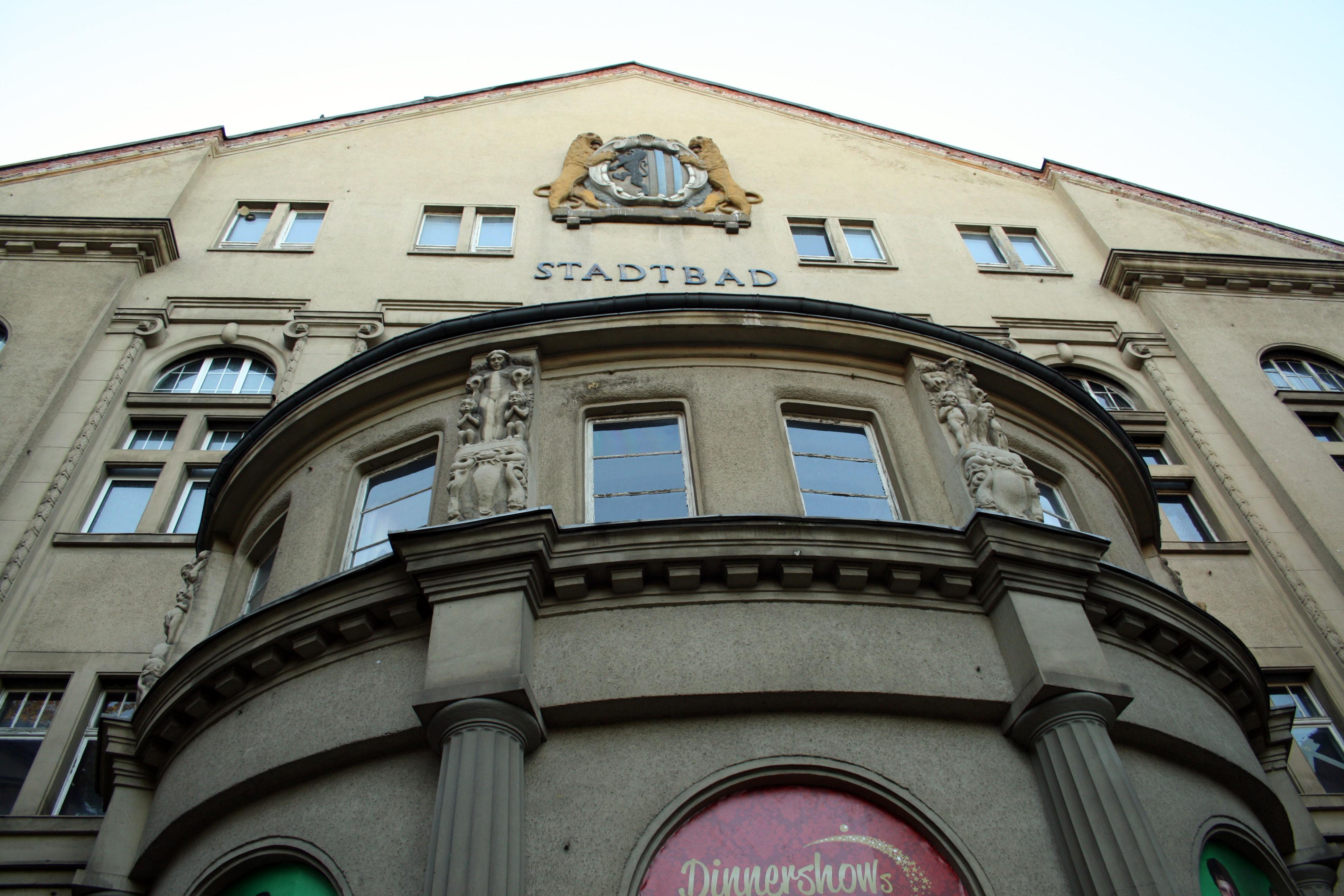Das Leipziger Stadtbad. Foto: LZ
