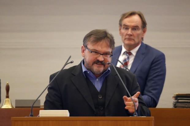 Vorsitzender des Stadtelternrates Pier Meier