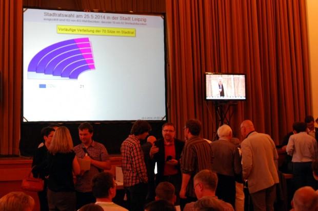Wahlentscheidungen einordnen und kommunale Entwicklungen beschreiben und nacherlebbar machen. Foto: L-IZ.de