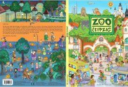 Leipzig Wimmelbuch. Foto: Zoo Leipzig