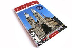 Stephanie von Sesenheim: Zürich. Ein Stadtführer. Foto: Ralf Julke