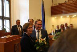 Die neue Kulturbürgermeisterin Dr. Skadi Jennicke. Foto: Michael Freitag