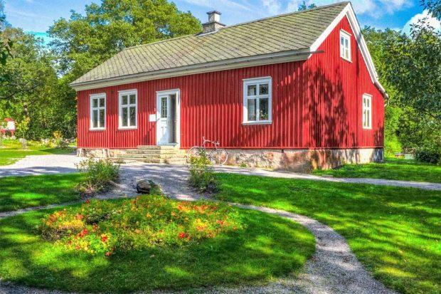 Ferienhaus in Südschweden. Bild: pixabay.com / Mariamichelle