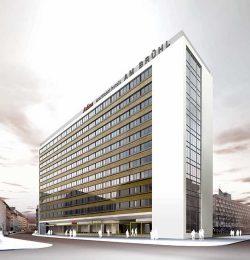 Visualisierung der geplanten Umbaumaßnahmen. Quelle: Leipziger Stadtbau AG