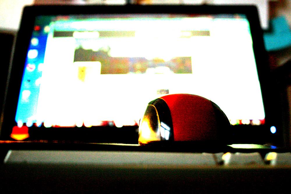 Anonymität im Netz verleitet auch zu verbalen Übergriffen Foto: L-IZ