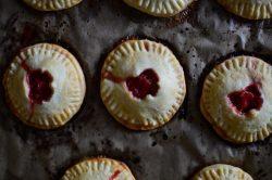 Fruchtige Pies für Icecreamsandwiches. Foto: Maike Klose