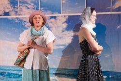 Zeit vergeht wie auf dem Schiff. Foto: Theater Fact