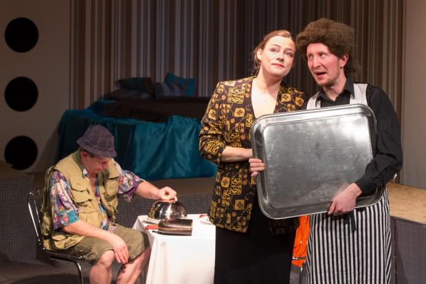Komödie wider Willen. Foto: Theater Fact
