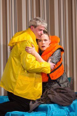 Schönes Seefahrts-Gleichnis. Foto: Theater Fact
