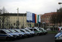 Die Leipziger Polizei dieses Mal eventuell mit einem Zufallsfund. Foto: L-IZ.de