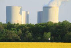 Das Kraftwerk Lippendorf im Süden von Leipzig. Foto: Matthias Weidemann