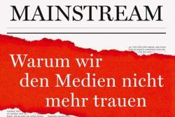 """""""Mainstream"""" Auszug Buchcover / Abb.: C.H. Beck"""