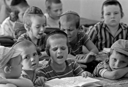 In der Talmud-Thora-Schule. Foto: Moshe Gross