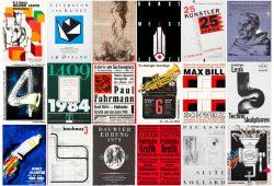 """Ausschnitt aus dem Ausstellungsplakat """"Frank Neubauer: Plakate zu Kunstereignissen""""."""