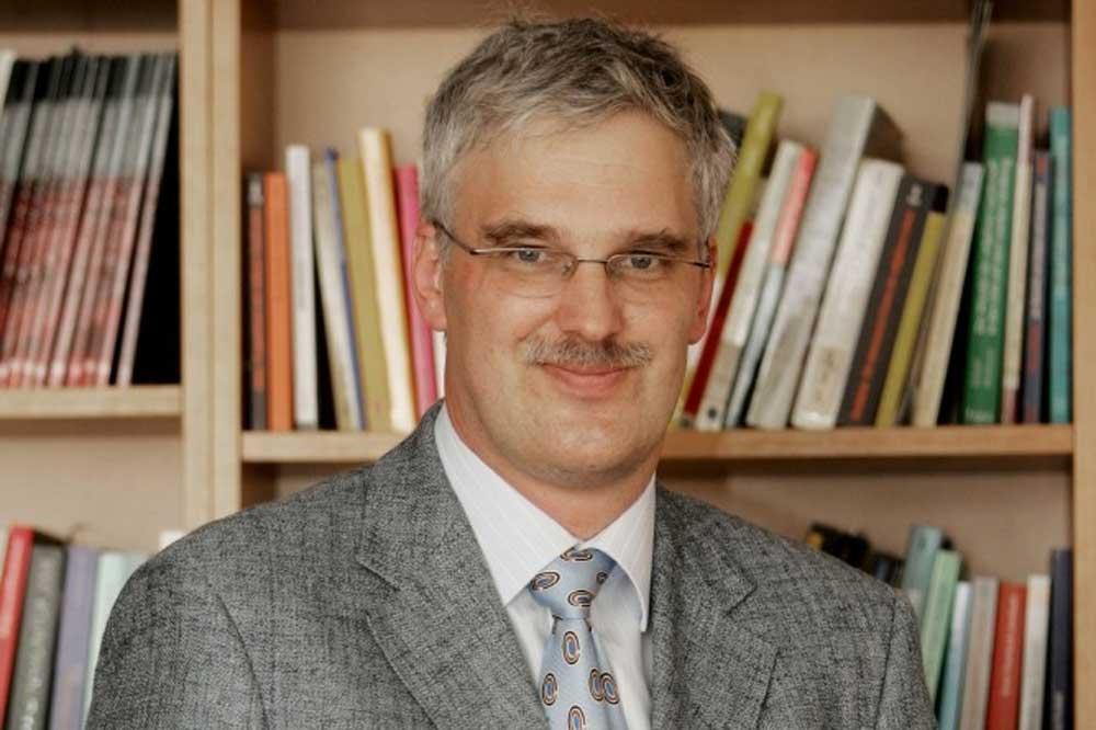 Prof. Dr. Gert Pickel, Religions- und Kirchensoziologe der Universität Leipzig. Foto: Anja Jungnickel